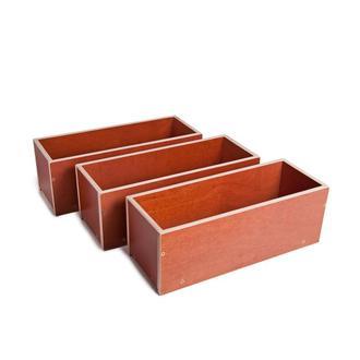 Ящик для цветов (вазон, горшок, кашпо) из влагостойкой фанеры