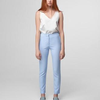 Брюки Kolibri blue pants