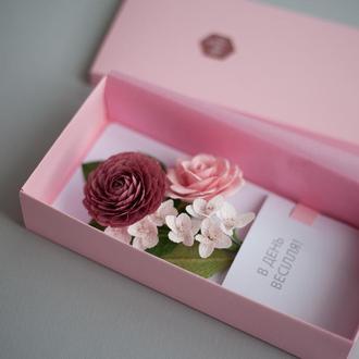Весільна листівка-конверт