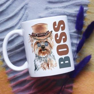 Чашка Йорк босс