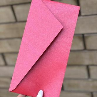 Свадебный конверт DL для пригласительных