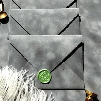Бархатные конверты