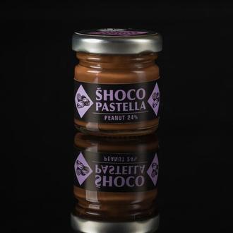 Шоколадная паста с арахисом (40 грамм)
