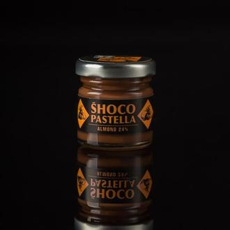 Шоколадна паста з мигдалем ( 40 грам)