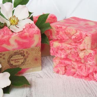 Мыло с натуральным шёлком
