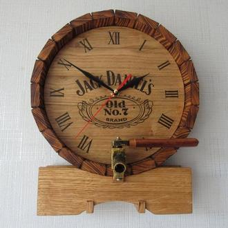 Часы настенные Jack Daniels