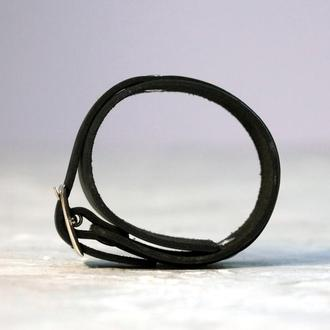 Кожаный браслет, код 6716
