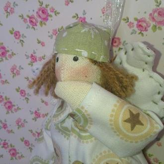 Сонный ангел тильда