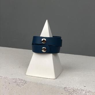 Шкіряний браслет (art80008)