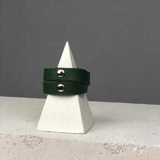 Шкіряний браслет (art80011)