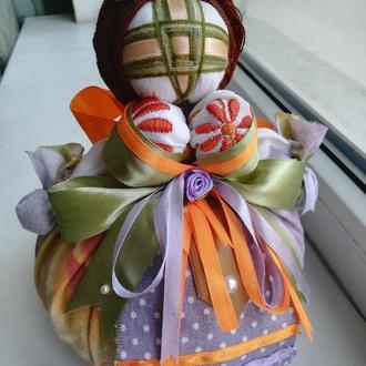 Кукла мотанка травница