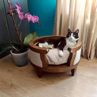 Лежак для кота/собаки. (LCD001)