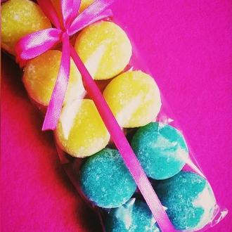 Сахарно-соляной скраб для тела