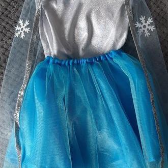 Купальник для художественной гимнастики, костюм, платье Эльзы