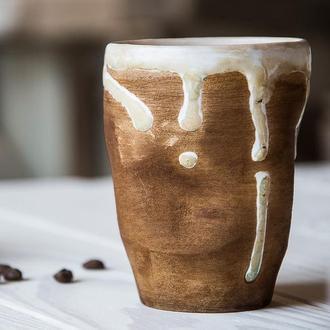Чашка кофейная 250 мл Техника молочения