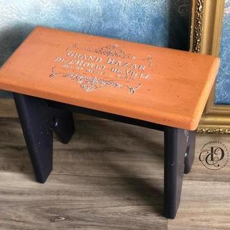 """Табурет стульчик скамья """"Grand Bazar"""". В наличии."""