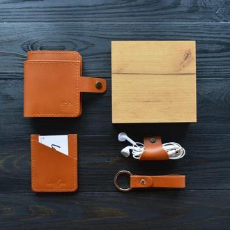 Подарочный набор из 5 предметов. 5 цветов.
