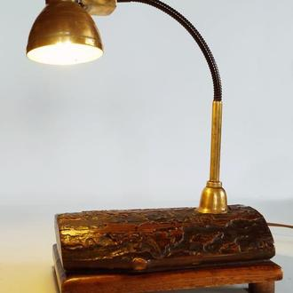 """Настольная лампа """"Короед-2"""""""
