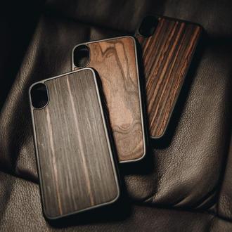 Дерев'яний чохол Rodger's для iPhone