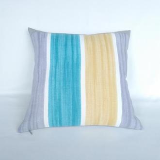 """Декоративна подушка """"Літній дощ"""", 40 см х 40см, 2шт"""