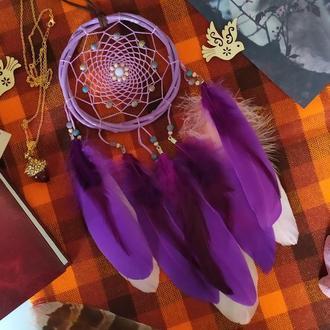 """Фіолетовий ловець снів """"Сни чарівниці"""""""