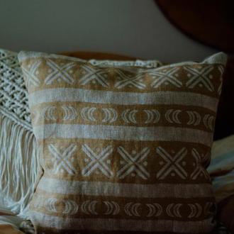 Лляна подушка