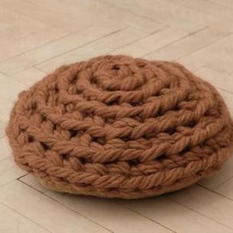 Подушка декоративная напольная