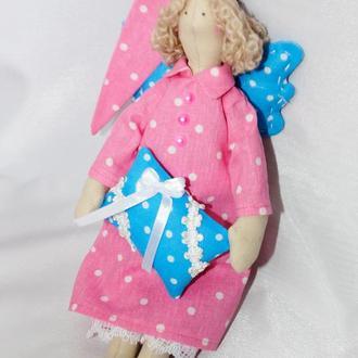 Кукла в стиле тильда Сплюшка