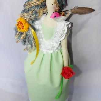 Кукла Тильда-Весна