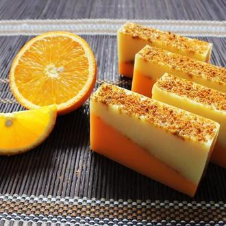 Мыло с эфирным маслом апельсина