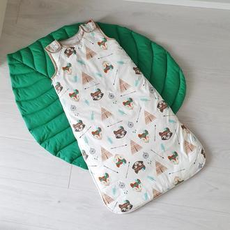 Спальный мешочек Indians animals