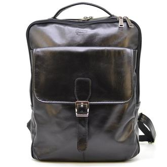 Мужской рюкзак из натуральной кожи GA-7284-3md TARWA