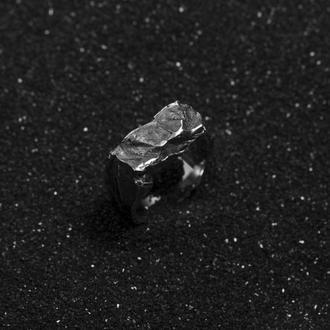 Мужское кольцо Скала