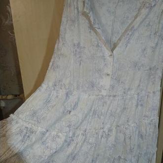 Платье летнее 54 размер