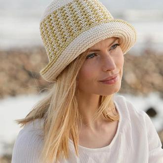 Перевод описания летней шляпки «Beach Friend»