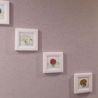 Картины маслом 10×10