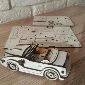 """3D Пазл """"BMW"""""""