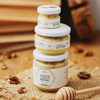 Мёд-суфле, крем-мёд, крем-мед с орехом