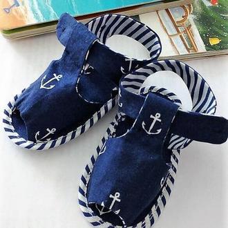 Детские обувь до 1года