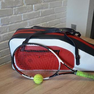 Спортивная теннисная сумка.
