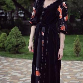 Сукня Лисиця