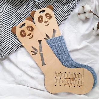 Деревянные блокаторы для детских носочков