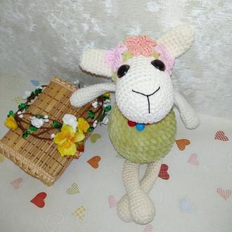 Плюшева овечка