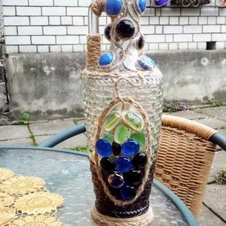 Пляшка для вина-07литра Прикраса столу Колекція інтер'єрного посуду Столові прилади