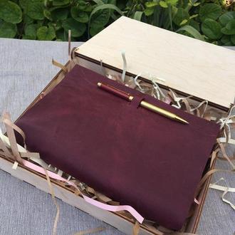 Упаковочная деревянная коробка