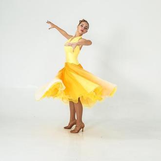 Платье для бальных танцев (Стандарт) Sunrise