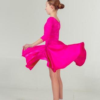 Рейтинговое платье для бальных танцев Pretty Bright
