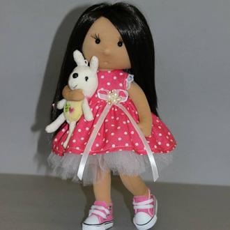 Кукла интерьерная игровая