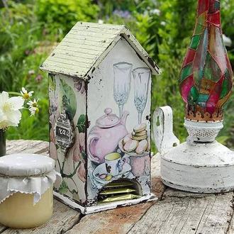 чайный домик романтический