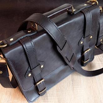 Шкіряний портфель / Кожаный портфель / Surface / iPad Pro 12.9